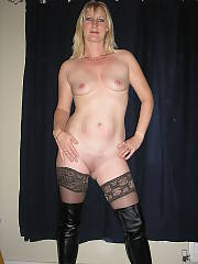 My sexy wife julie...heres a final set of pics until the camera comes out again ....enjoy
