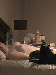 Some random shots of my wife, she should care these are up shes beautiful open with her body