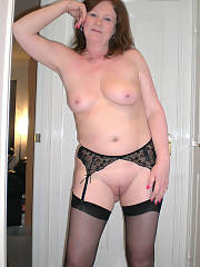 Photos of my wife for a swingers club we dreamed to join, they fucking rejected us! ha!