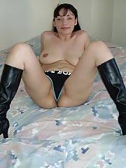 Kinky mature woman