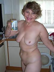 Hot grandmother