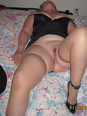 Playtime at home.  submissive, mature wife, loves to do what shes told, and she doesnt complain about the duct tape