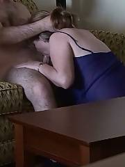 She has lovely full tits, gives awesome oral jobs and lets me sperm all over her! yall should get a sexy wife!