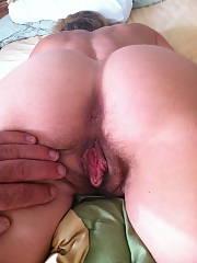 Unshaved muff -