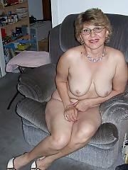 Grandma with fine