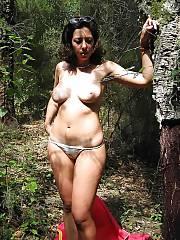 Hot exotic mature