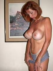 Yummy Redheaded mother