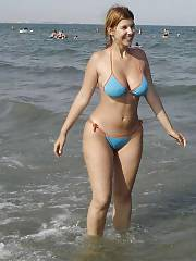 Gorgeous amature milf with incredible body