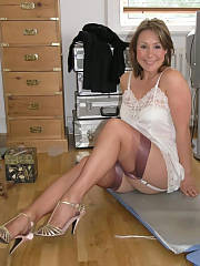 Amazing milf in picture