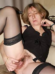 Unshaved mother