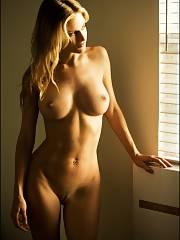 Attractive blondie