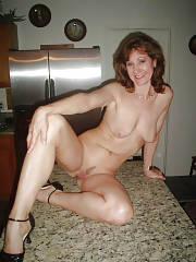 Wonderful milf in