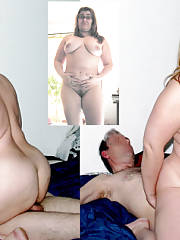 Maryelle bbw french mom in hardcore act