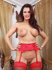 Sweet mature in red