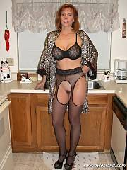 Awesome real babe next door pic with a beautiful mature