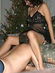 Various mature and young women penetrating hard with boyfriends, husbands and swinger sex partners at wild orgies, college and coworking sex parties - amateur sex photos