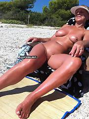 Nudist nymphs and