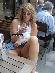 Horny mature swinger