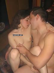 Amateur porn - brunette
