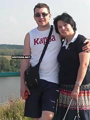 Russian dark haired