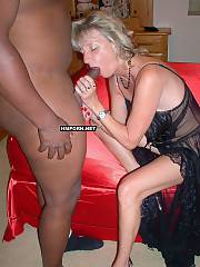 Interracial cuckold amateur porn with mature and young white wives fucking hard with black strangers at swinger ogries and cuckold drill parties