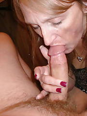 My fun wifey masturbating sucking my cock.