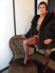 Granny slut waiting