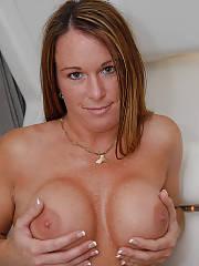 Sexy busty ex wifey