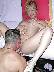 Amateur mature wife drilled