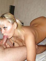 Hungarian MILF pleasuring