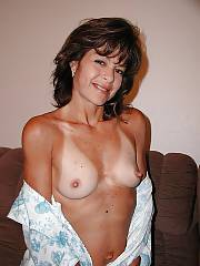 So sexy MILF positions naked on cam.