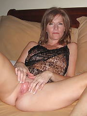 Hot wife posing