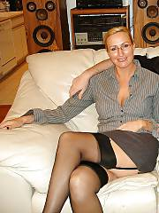 Hot housewife mom