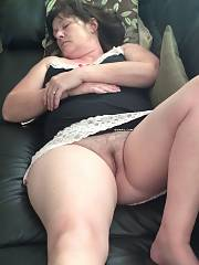 My mature wifey Sue for your pleasure