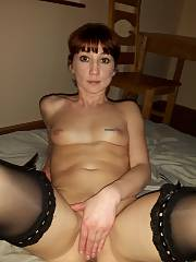 Wifey from Poland, very hot whore with spread legs