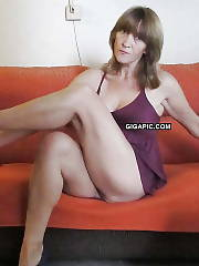 Luz MILF sex bitch up
