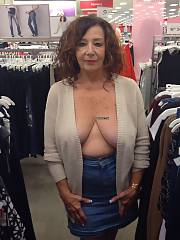 Heavenly MILF shows