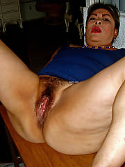 Sexual mature mexican slut