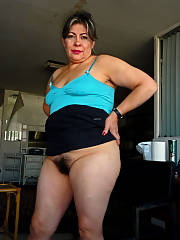 Mexican mature mother bitch