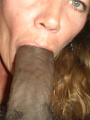Mature wifey Pleasing Black Men