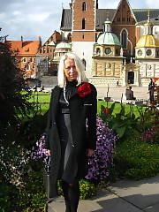 Margot Polish wife spreading wide open