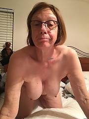 Assorted wanton pics of my nude wife KAY