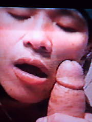 Ex filipina g/f part 2- she worships my big, hard cock. and always gulps down my cum
