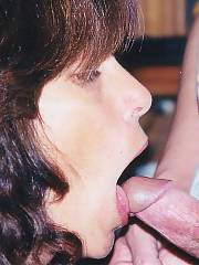 Nasty neighbor couldnt get this at home....angela loved to do it all and i always went home with a wobble in my knees