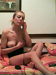 Here are some nude pics of my wife posing for me.  this was the first time she let me bring out the camera for some fun