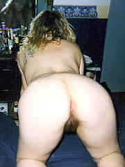 My ex-wife in her