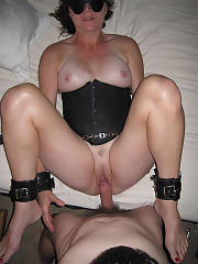 She dreamed to be a little kinky and to have me cum into her, but i came on her.