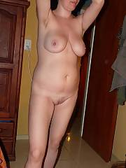 My slut wife - during the day a housewife is quiet and at night is a cheap whore