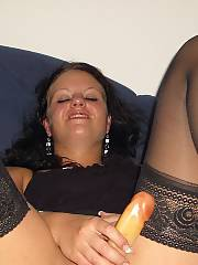 Naughty ex-gf melissa showing her fuzzy little fish treat.  showed it to too many people tho