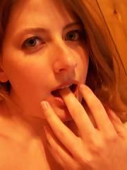 Tesss vagina & panties